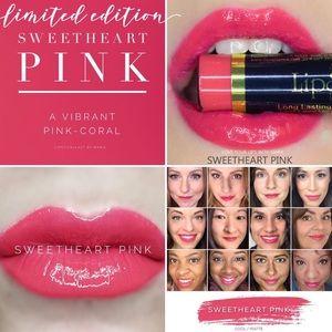 Limited Edition Sweetheart Pink LipSense